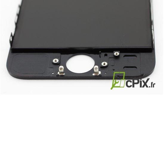 iphone 5s ecran noir lcd et vitre tactile assembl s. Black Bedroom Furniture Sets. Home Design Ideas